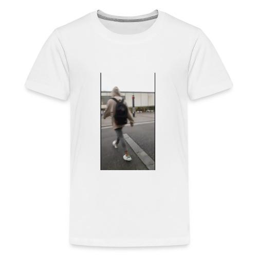 hoodie walker - Kids' Premium T-Shirt