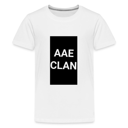 AAE CLAN MERCH - Kids' Premium T-Shirt