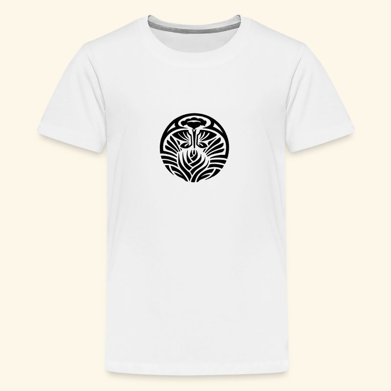 Tribal Tropic - Kids' Premium T-Shirt