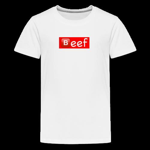 Beef//Kids Sizes - Kids' Premium T-Shirt