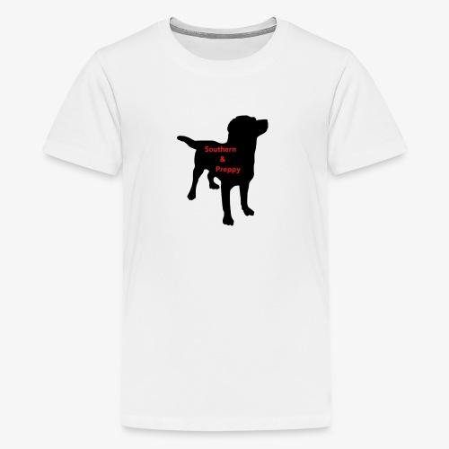 Southern & Preppy - Kids' Premium T-Shirt