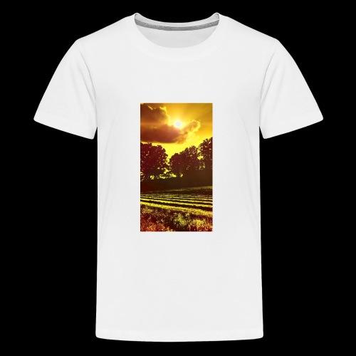 Sunset Paradise - Kids' Premium T-Shirt