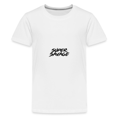 Super savage - Kids' Premium T-Shirt