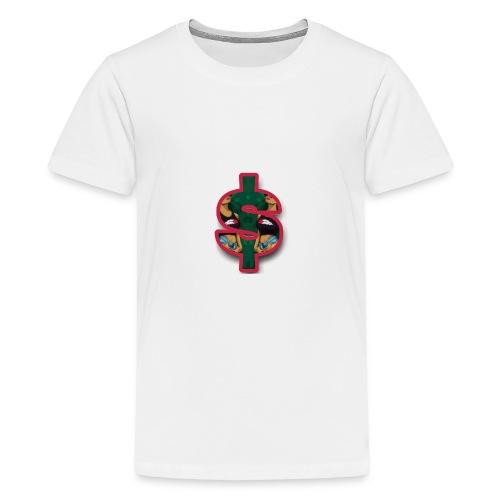 Married To Money merchandise - Kids' Premium T-Shirt