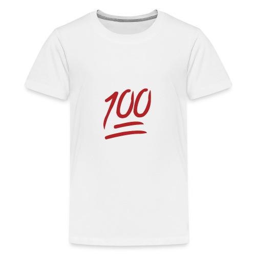 100 MEN BOR!! - Kids' Premium T-Shirt