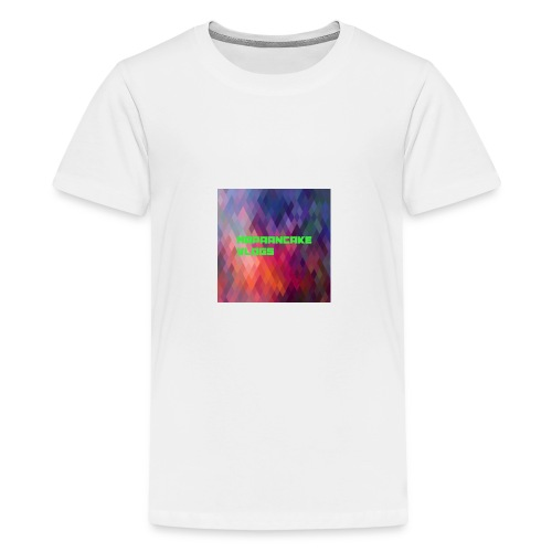 Official MrPaanake LOGO - Kids' Premium T-Shirt