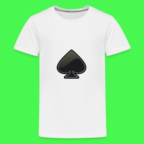 spade-304399_640 - Kids' Premium T-Shirt