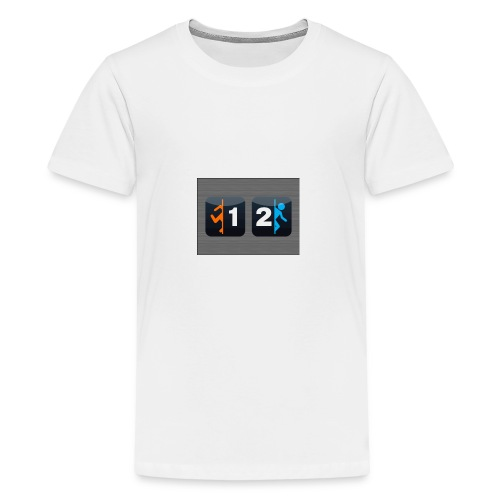 portal hd icons by nidrax da6uprv - Kids' Premium T-Shirt
