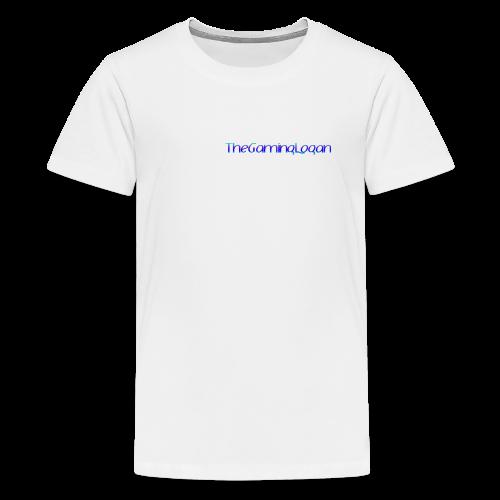TheGamingLogan - Kids' Premium T-Shirt