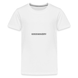 CANADAGAMERTV MERCH - Kids' Premium T-Shirt