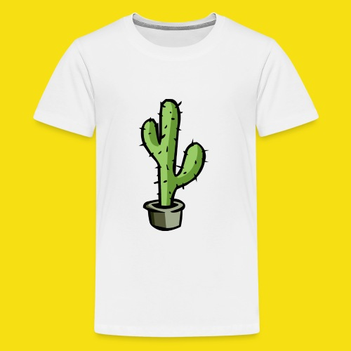Prickly Cactus - Kids' Premium T-Shirt