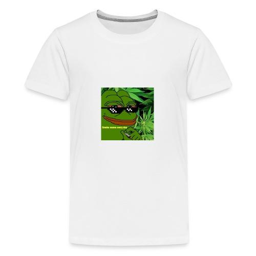 Smoke meme - Kids' Premium T-Shirt