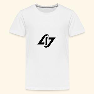 AJM Squad black logo - Kids' Premium T-Shirt