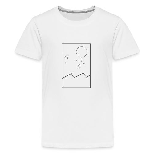 Simple Joliek Design - Kids' Premium T-Shirt