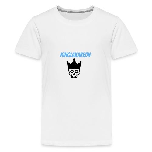 king symbol - Kids' Premium T-Shirt