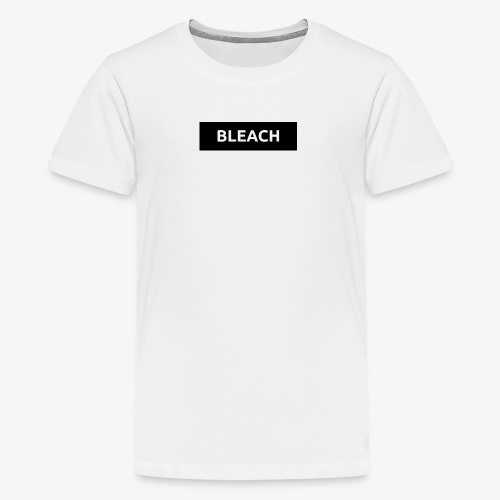 Black Bleach Surpreme Logo - Kids' Premium T-Shirt