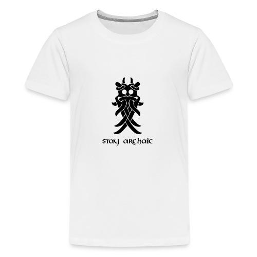 Odin's Mask - Kids' Premium T-Shirt