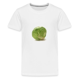 CabbageTexts Streetwear - Kids' Premium T-Shirt