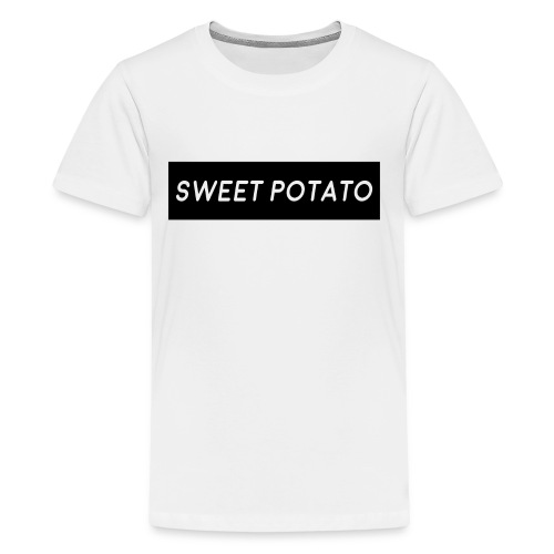 sweet potato - Kids' Premium T-Shirt