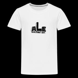 AirLines Entertainment - Kids' Premium T-Shirt