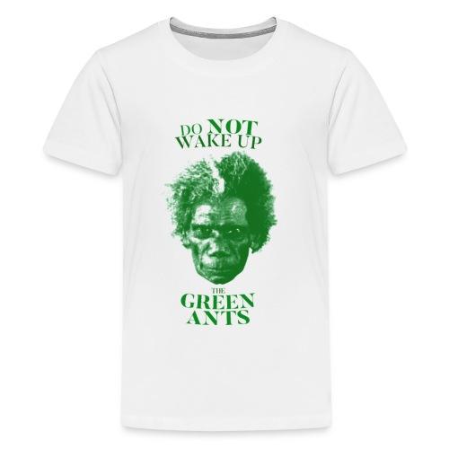 where the green ants dream - Kids' Premium T-Shirt