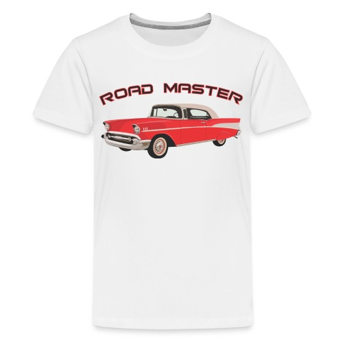 Road Master - Kids' Premium T-Shirt