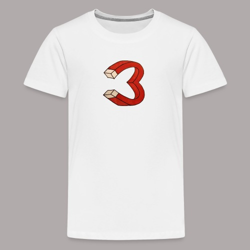 Heart-Attract - Kids' Premium T-Shirt