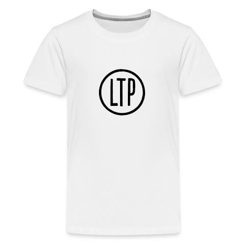 LTP White T-Shirt - Kids' Premium T-Shirt
