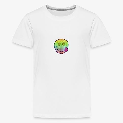 Pizza vision - Kids' Premium T-Shirt