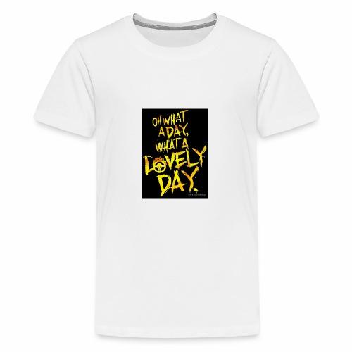 sunny days - Kids' Premium T-Shirt
