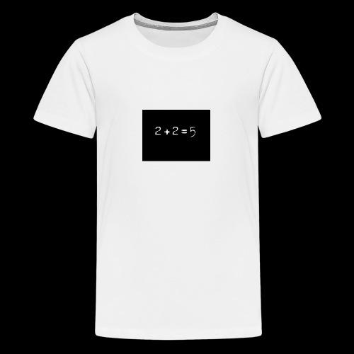 The odd gamer Merch - Kids' Premium T-Shirt