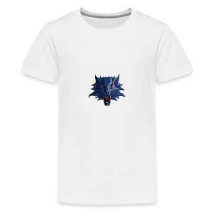Limited edition wolf - Kids' Premium T-Shirt