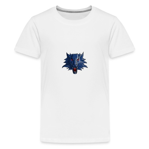 Limited edition wolf - Kids' Premium T-Shirt