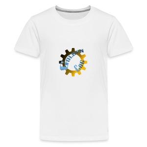 Golden Cog - Kids' Premium T-Shirt