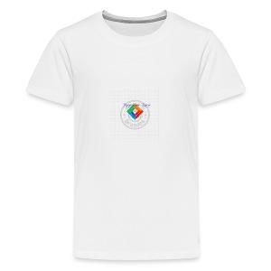 Rocket Bot 1520472494099 - Kids' Premium T-Shirt