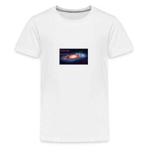 Dubstep Gaming Galaxy Design - Kids' Premium T-Shirt