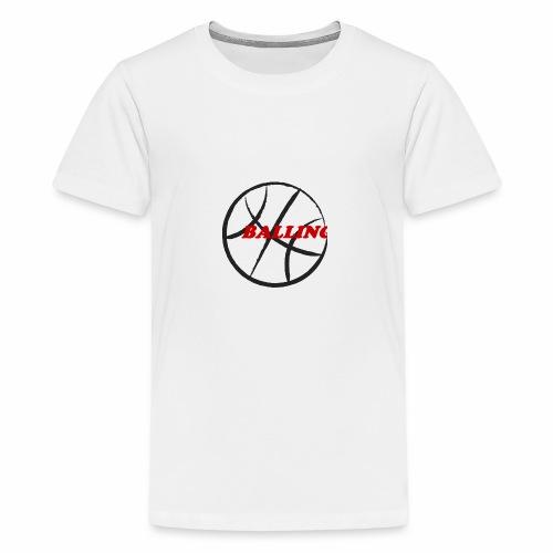 Balling shirt - Kids' Premium T-Shirt