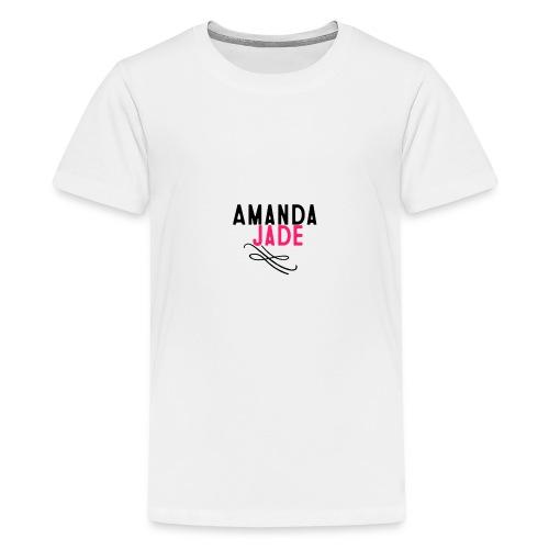 Amanda Jade - Kids' Premium T-Shirt