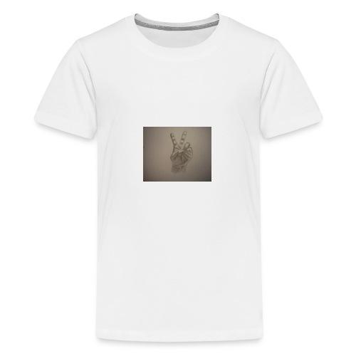 my left hand - Kids' Premium T-Shirt