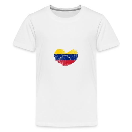 Venezuela - Kids' Premium T-Shirt