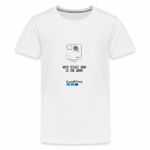 GoPro Fusion - Kids' Premium T-Shirt