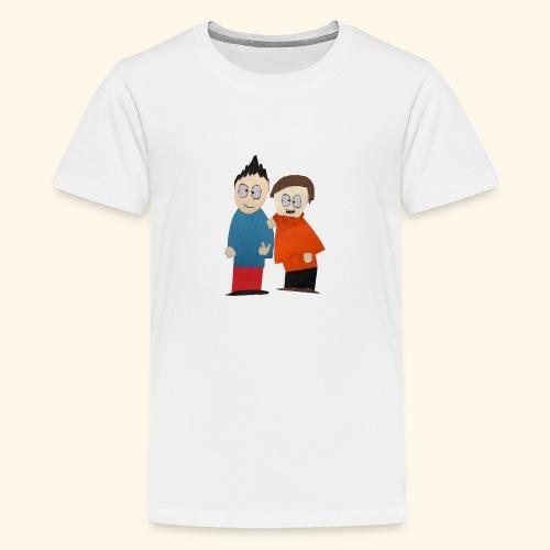 Mark and Milton! - Kids' Premium T-Shirt