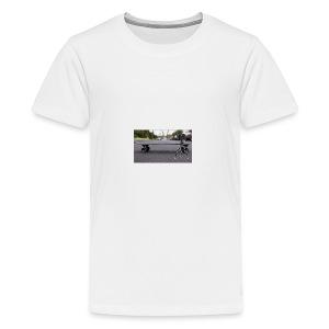 Vlogging central - Kids' Premium T-Shirt