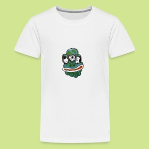 Earth Face - Kids' Premium T-Shirt