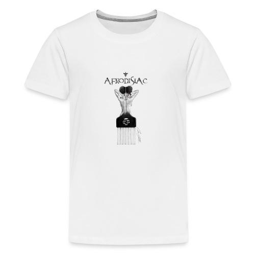 tshirtAfroArtD2 copy - Kids' Premium T-Shirt