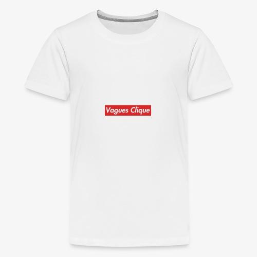 Vagues Clique Supreme Logo - Kids' Premium T-Shirt