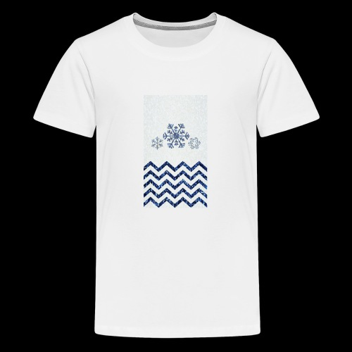 Snow ice - Kids' Premium T-Shirt