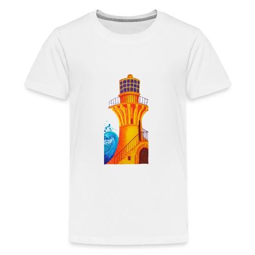 Golden Light - Kids' Premium T-Shirt