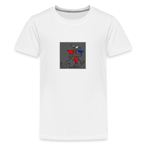 Dragon gray - Kids' Premium T-Shirt