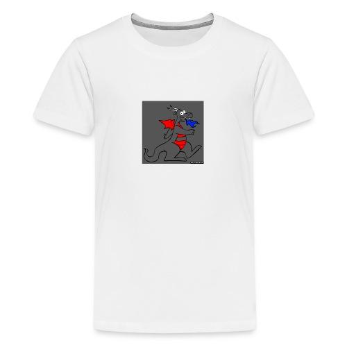 Dragon gray - Kids' Premium T-Shirt